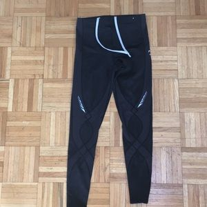 Pants - Cx-w compression tights, black, size large